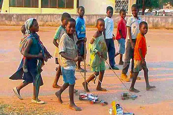 Didaktisches Material – Mosambik (2007)