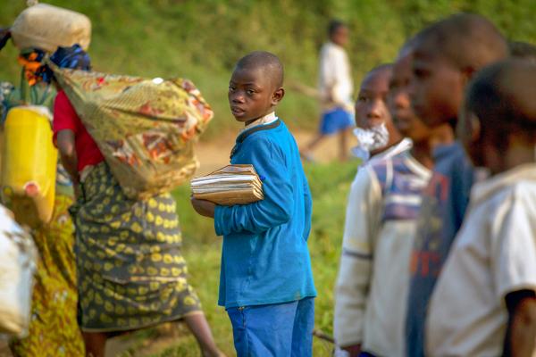 Didaktisches Material – Kongo (2009)