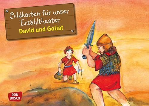Bilderserie «David und Goliat»