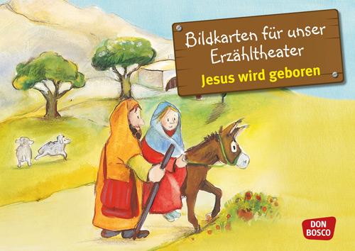 Bilderserie «Jesus wird geboren»
