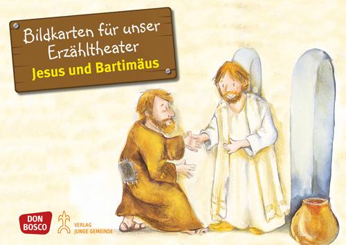 Bilderserie «Jesus und Bartimäus»