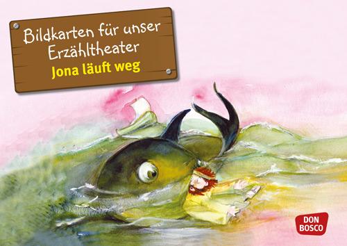 Bilderserie «Jona läuft weg»