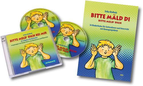 CD «Bitte melde dich» (hochdeutsch)