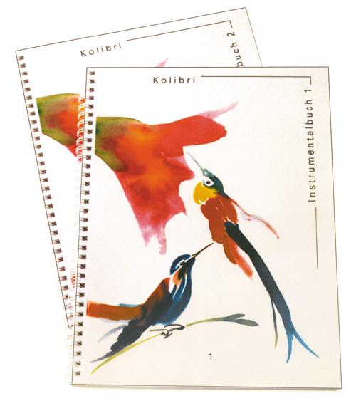 Instrumentalbuch «Kolibri»