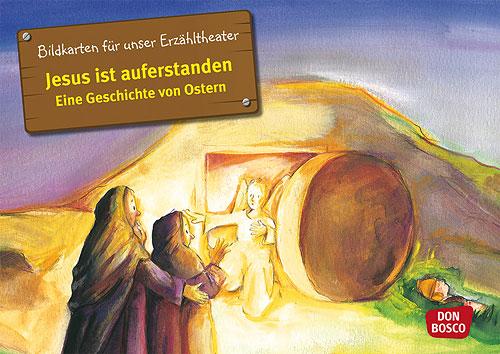 Bilderserie «Jesus ist auferstanden»