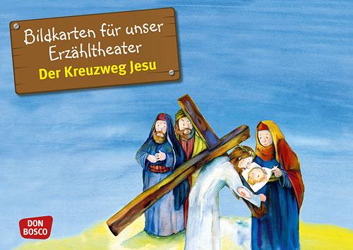 Bilderserie «Der Kreuzweg Jesu»