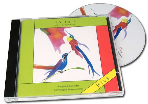 Kolibri-Hit-CD