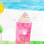 «Bei Dir sind wir zu Hause», Nathalie, 4. Kl.,