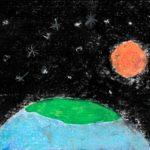 «Galaxie/Überall», Selina, 4. Kl.