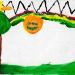 «Gott liebt Dich», Susanne, 4. Kl.