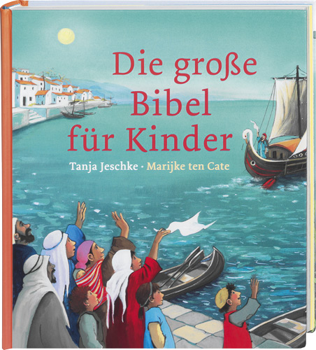 Die grosse Bibel für Kinder