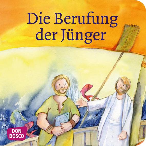 Mini-Bilderbuch «Die Berufung der Jünger»