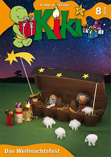 Kiki 8/2014: Das Weihnachtsfest