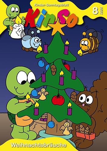 KinSo 8/2009: Weihnachtsbräuche