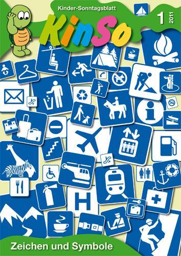 KinSo 1/2011: Zeichen und Symbole