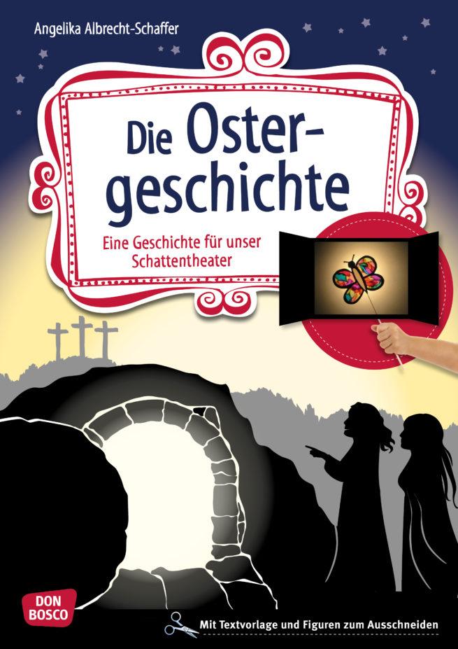 Die Ostergeschichte für Schattentheater