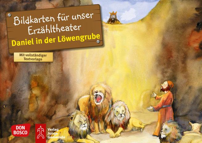 Bilderserie «Daniel in der Löwengrube»