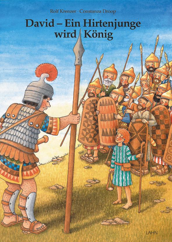 David – Ein Hirtenjunge wird König