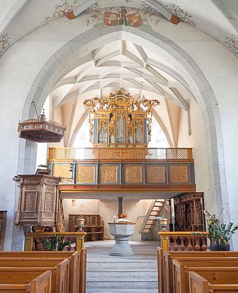 Die Reformation in Graubünden