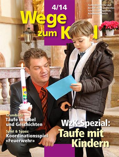 WzK 4/2014: Spezial: Taufe mit Kindern
