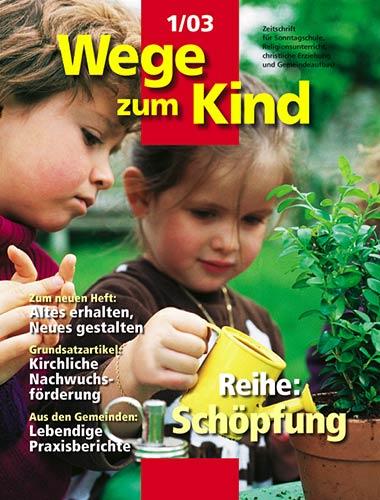 WzK 1/2003: Schöpfung