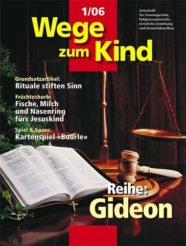 WzK 1/2006: Gideon