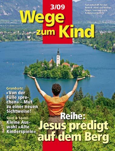 WzK 3/2009: Jesus predigt auf dem Berg