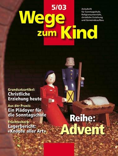 WzK 5/2003: Advent