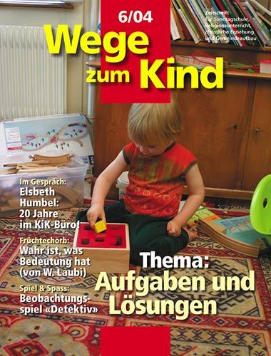 WzK 6/2004: Aufgaben und Lösungen