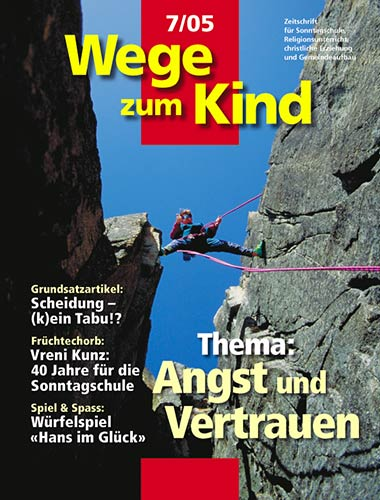 WzK 7/2005: Angst und Vertrauen