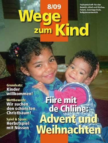 WzK 8/2009: Fiire-Heft: Advent und Weihnachten