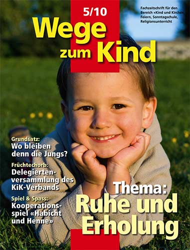 WzK 5/2010: Ruhe und Erholung