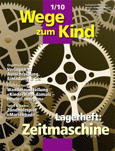 WzK 1/2010: Lagerheft: Zeitmaschine
