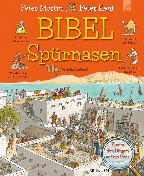 BIBEL-Spürnasen