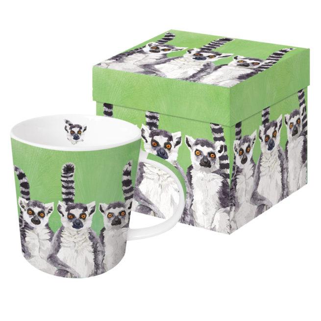 Tasse «Lemur»