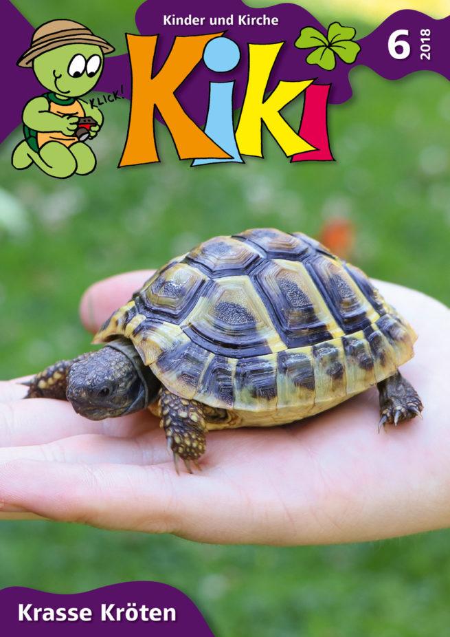 Kiki 6/2018: Krasse Kröten