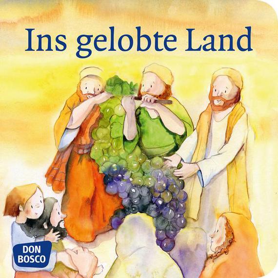 Mini-Bilderbuch «Ins gelobte Land»