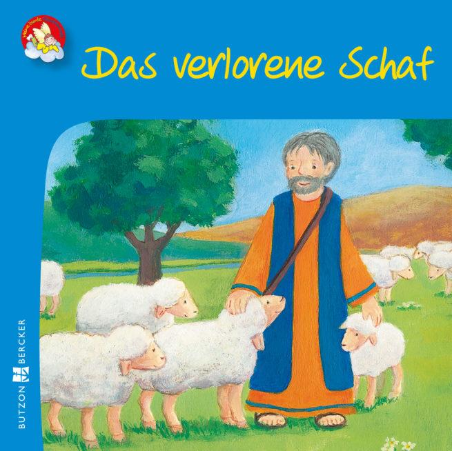 Mini-Bilderbuch «Das verlorene Schaf»