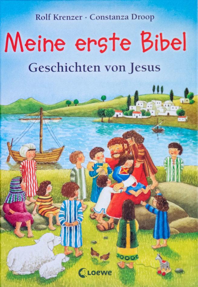 Meine erste Bibel – Geschichten von Jesus
