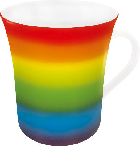 Tasse «Regenbogen»