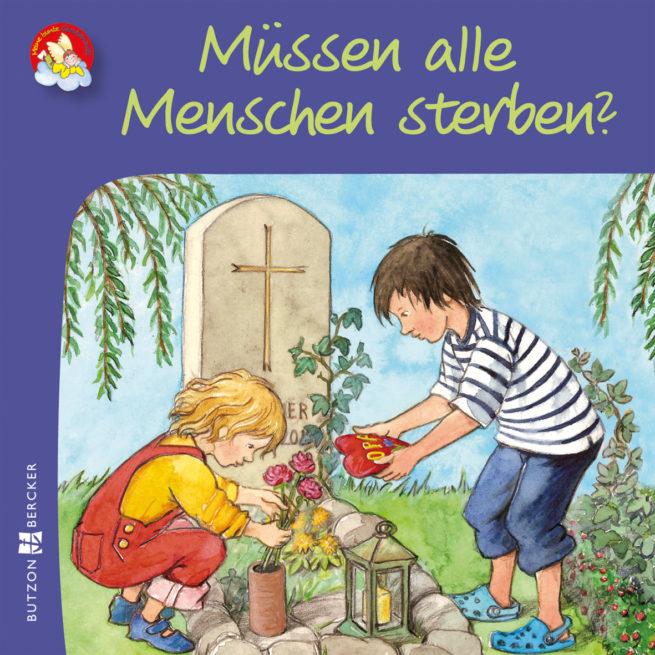 Mini-Bilderbuch «Müssen alle Menschen sterben?»