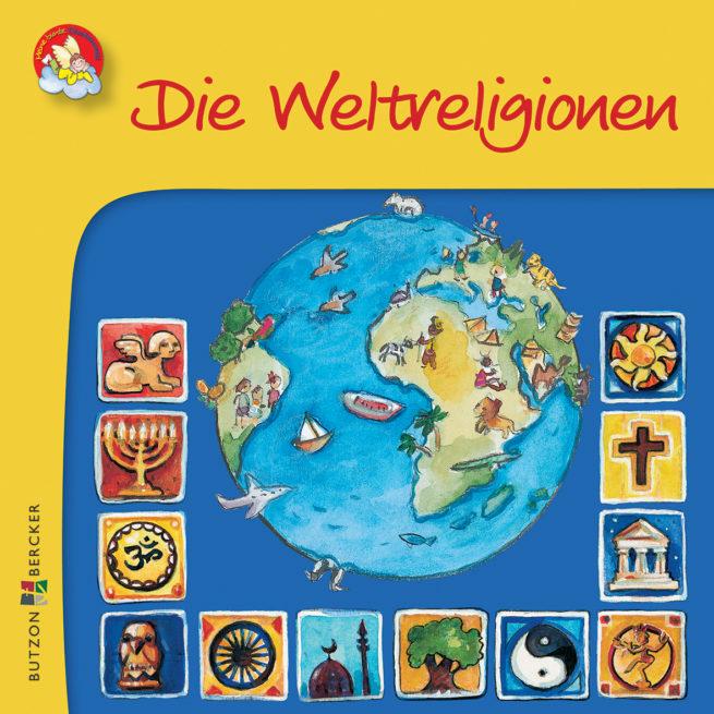 Mini-Bilderbuch «Die Weltreligionen»