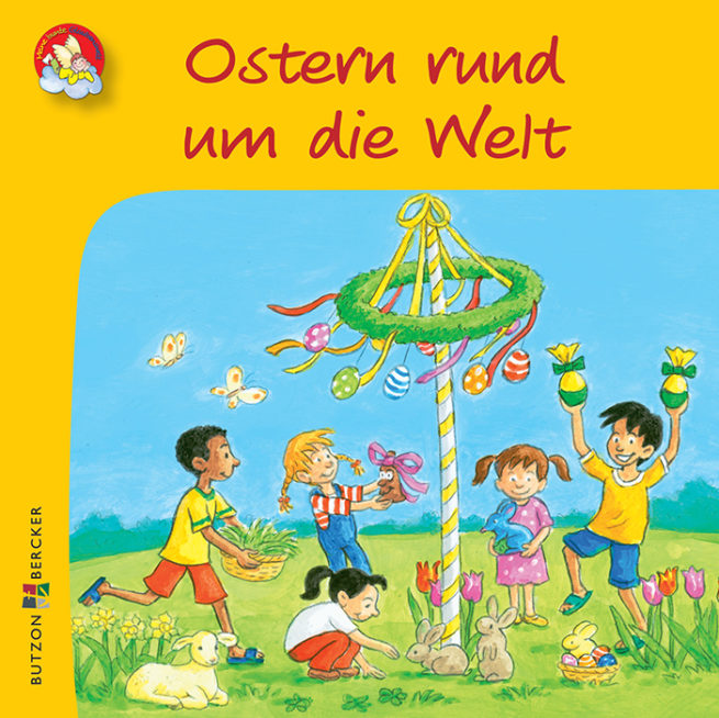 Mini-Bilderbuch «Ostern rund um die Welt»