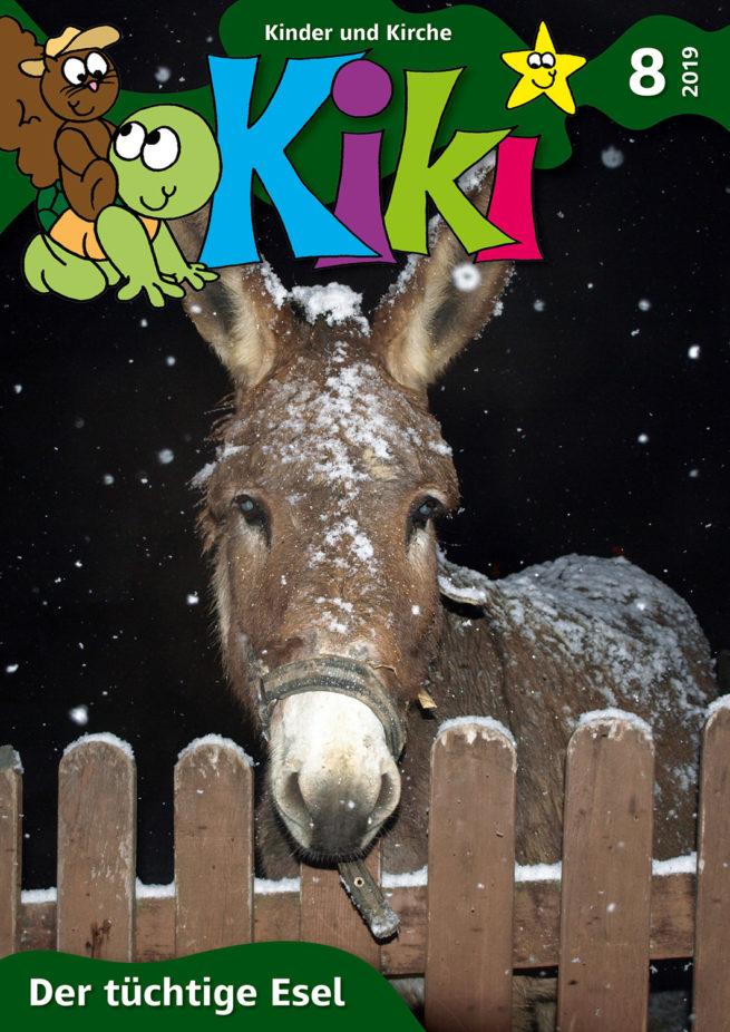 Kiki 8/2019: Der tüchtige Esel