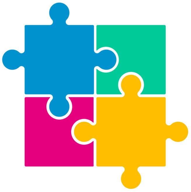 Solidaritäts-Puzzle