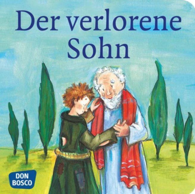 Mini-Bilderbuch «Der verlorene Sohn»