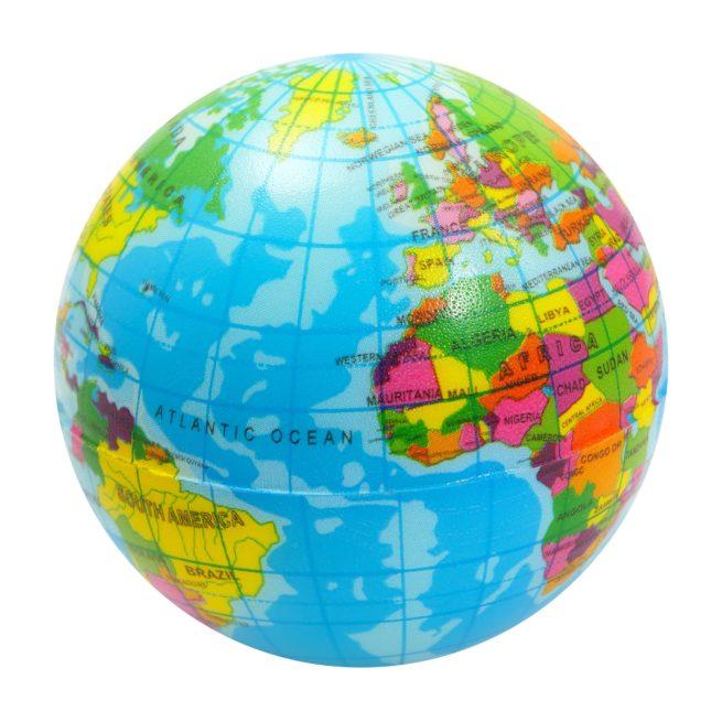 Squishy Globe