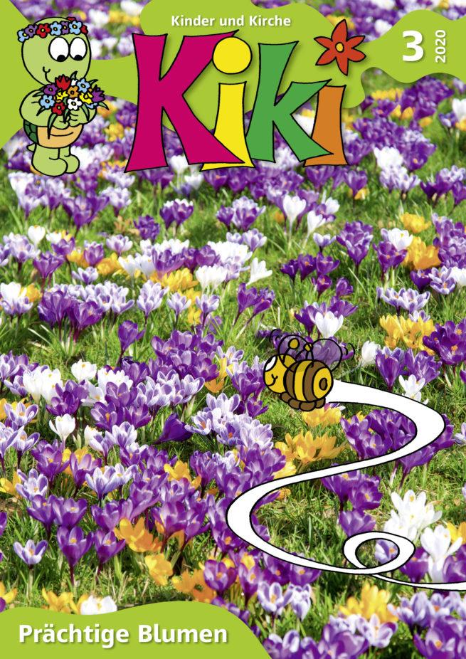 Kiki 3/2020: Prächtige Blumen