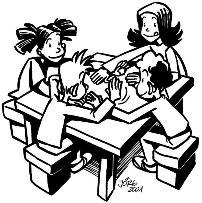 Spiele Tisch