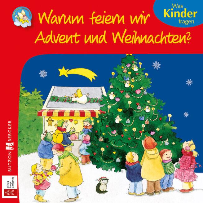 Mini-Bilderbuch «Warum feiern wir Advent und Weihnachten»
